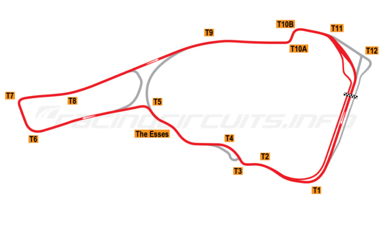 TORA 10 Hours of Road Atlanta - Live Timing, Driver's Briefing & Track Limits Roadat10