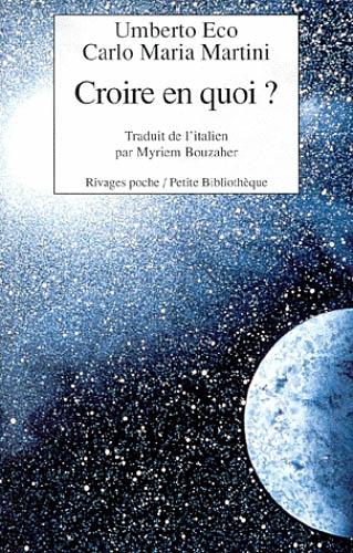 Tag philosophique sur Des Choses à lire Croire11