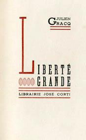 Tag poésie sur Des Choses à lire Libert10