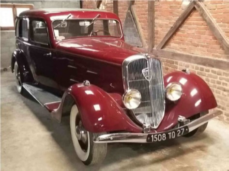 """Peugeot 601D, première main """"de famille"""" de 1934 ! Image110"""