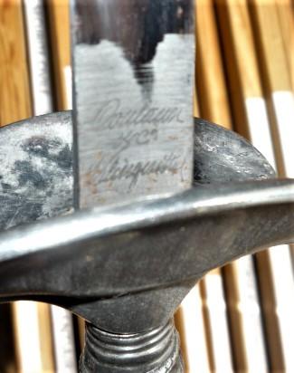 épées à bouton diabolo 12g10