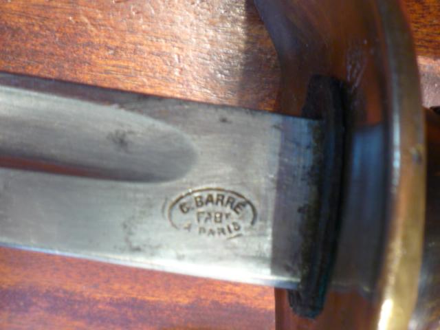 est ce un sabre de cavalerie Mle 1822/1888 de DRAGONS P1090829