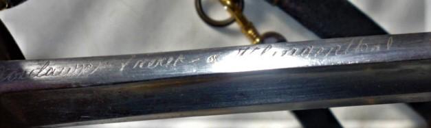 sabre de sous officier d'infanterie 1821/1845 P1100126