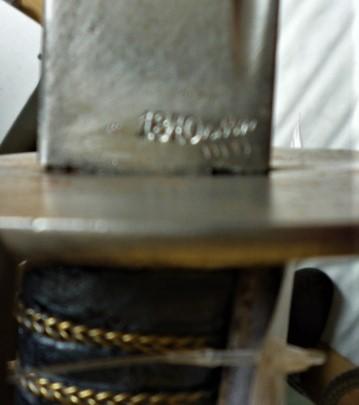 identification sabre allemand /prussien P1100771