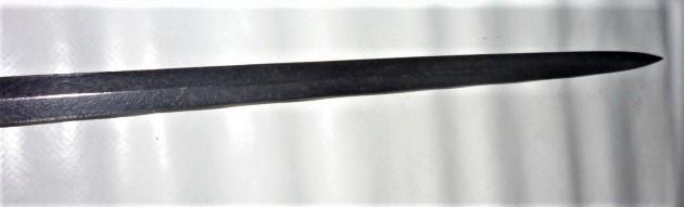épée unie Mle 1817 pour officier de marine P1100860