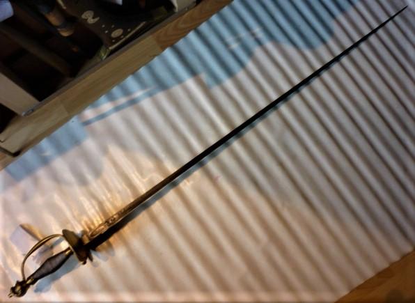 épée 1767 ?? P1100912