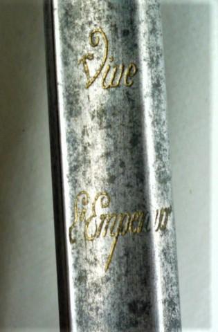 épée uniforme 1er empire ?? P1100928
