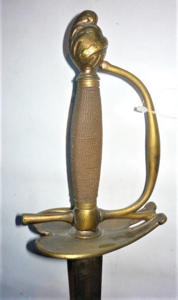 épée uniforme 1787/89 P1100936