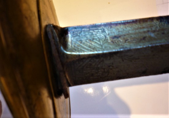 épée uniforme 1787/89 P1100942