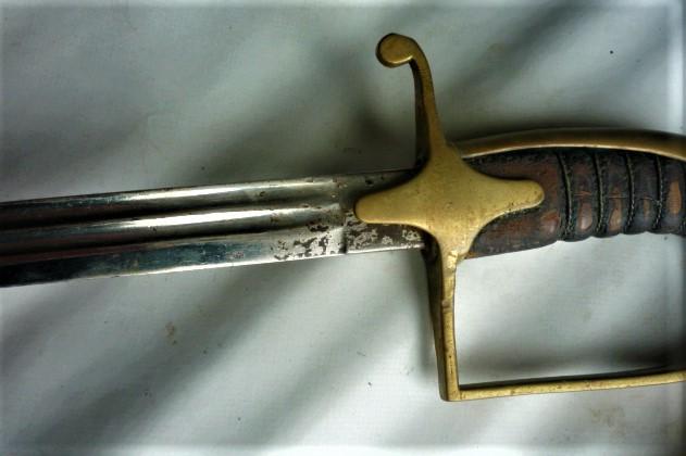 Sabre Polonais de Cavalerie 1921 P1110045