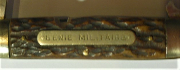 identification canif  genie militaire P1110236