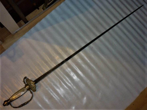épée administration ou civile P1110342