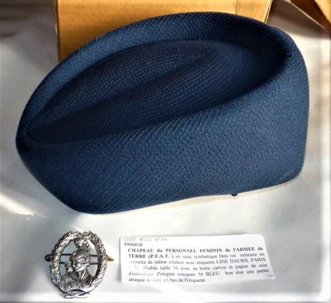 Le tricorne dans l'armée française - présentez vos exemplaires P1110530