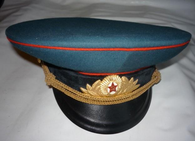 casquette officier URSS  P1110550