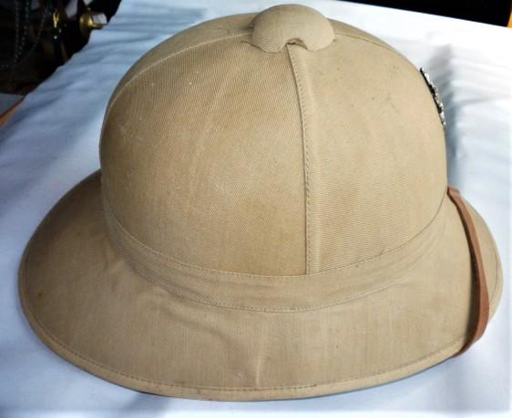 casque colonial gendarmerie  P1120634