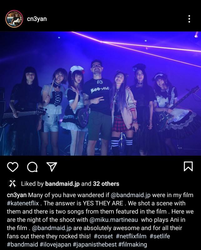 El topic de BAND-MAID (killers de Japón, metal, hard rock) Bandma14
