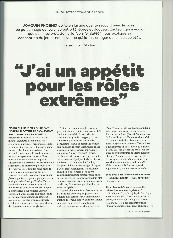 se viene la peli del JOKER - (Joaquin Phoenix Rabo en mano EDITION) - Página 17 Imagen76