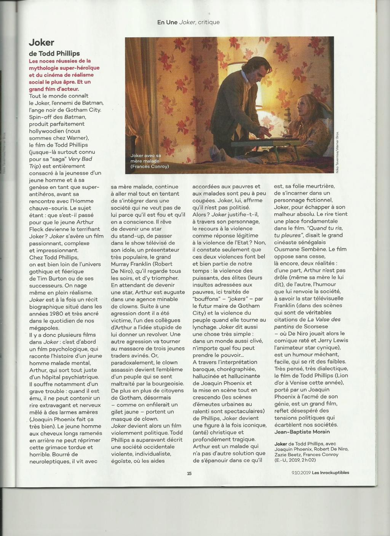 se viene la peli del JOKER - (Joaquin Phoenix Rabo en mano EDITION) - Página 17 Imagen77