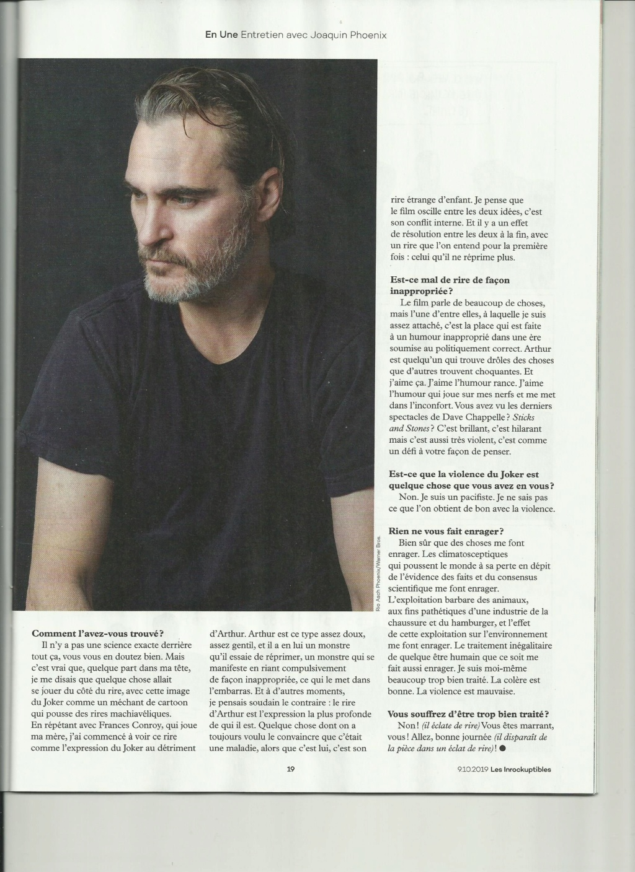 se viene la peli del JOKER - (Joaquin Phoenix Rabo en mano EDITION) - Página 17 Imagen79