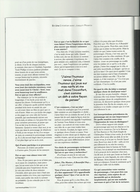 se viene la peli del JOKER - (Joaquin Phoenix Rabo en mano EDITION) - Página 17 Imagen81