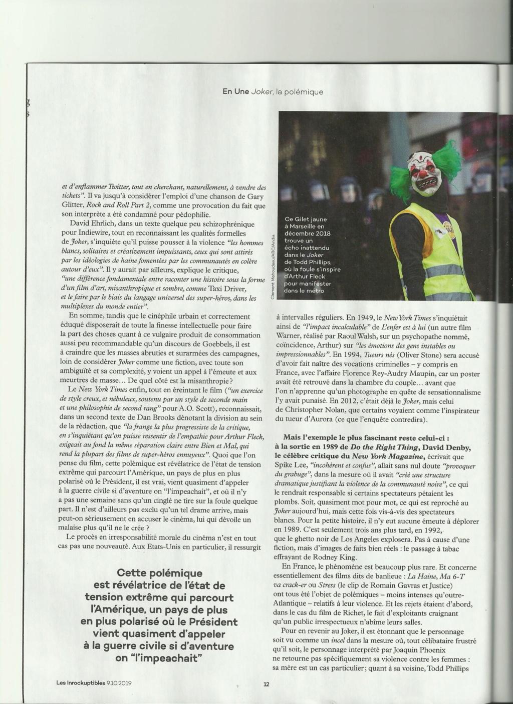 se viene la peli del JOKER - (Joaquin Phoenix Rabo en mano EDITION) - Página 17 Imagen83