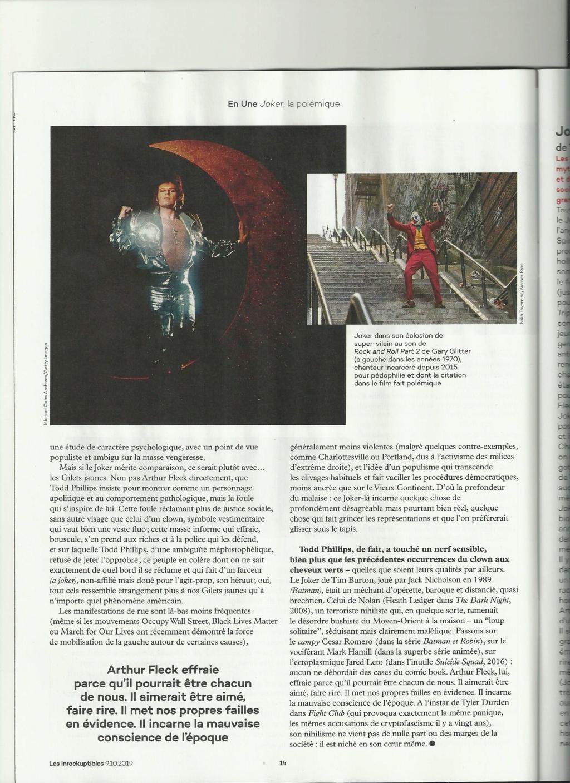 se viene la peli del JOKER - (Joaquin Phoenix Rabo en mano EDITION) - Página 17 Imagen85