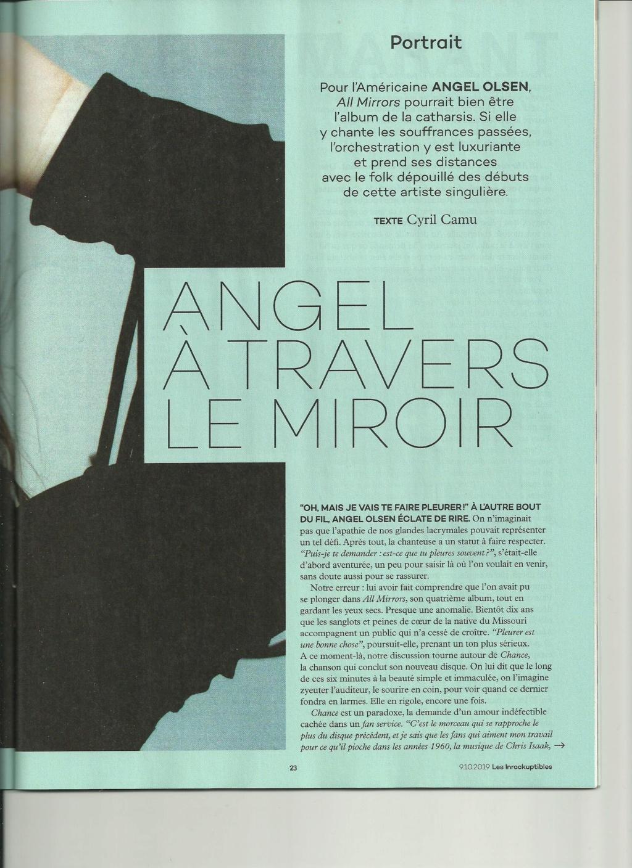 """Angel Olsen - """"All Mirrors"""" (2019) - Página 4 Imagen88"""