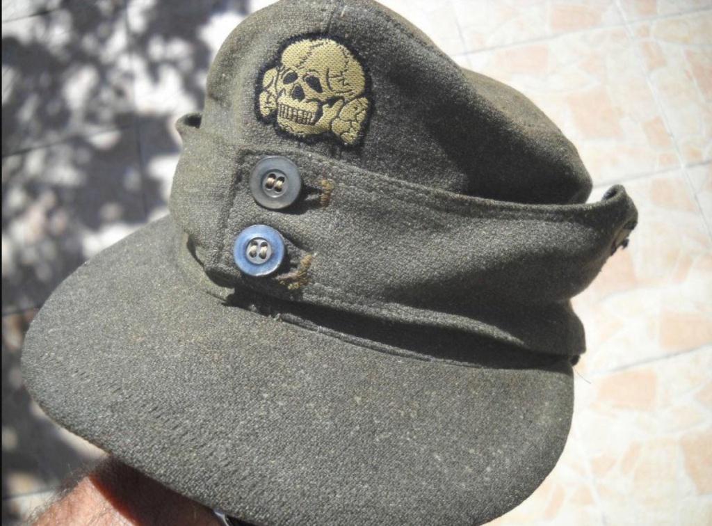 Feldmütze fin de guerre Feldmu11