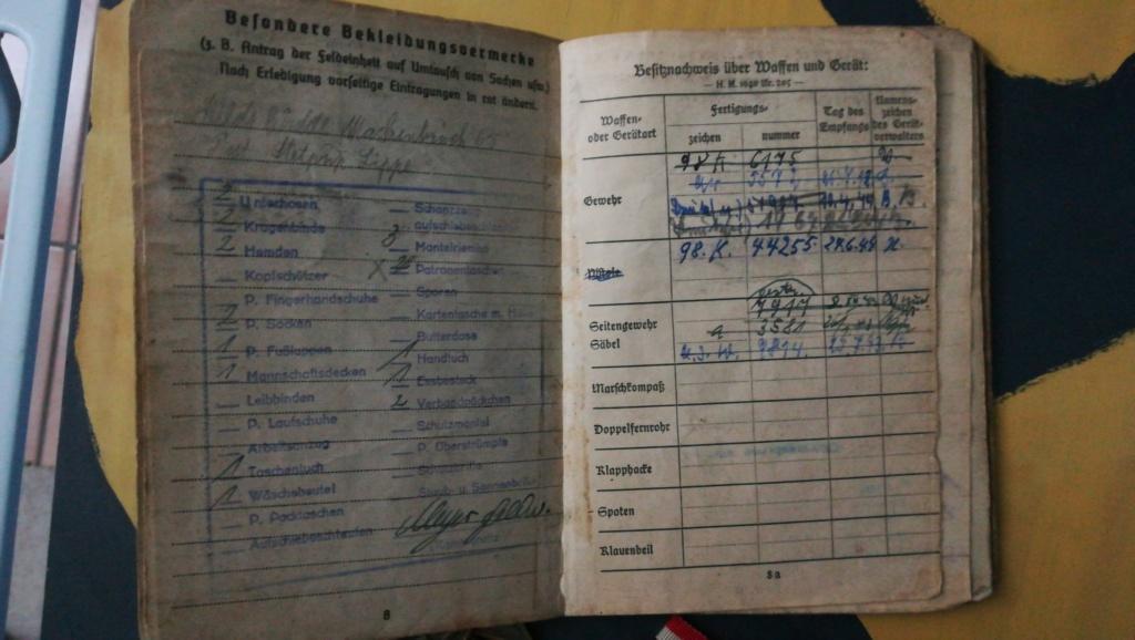 Soldbücher Ardennes et St-Nazaire + du CJF Img_2520