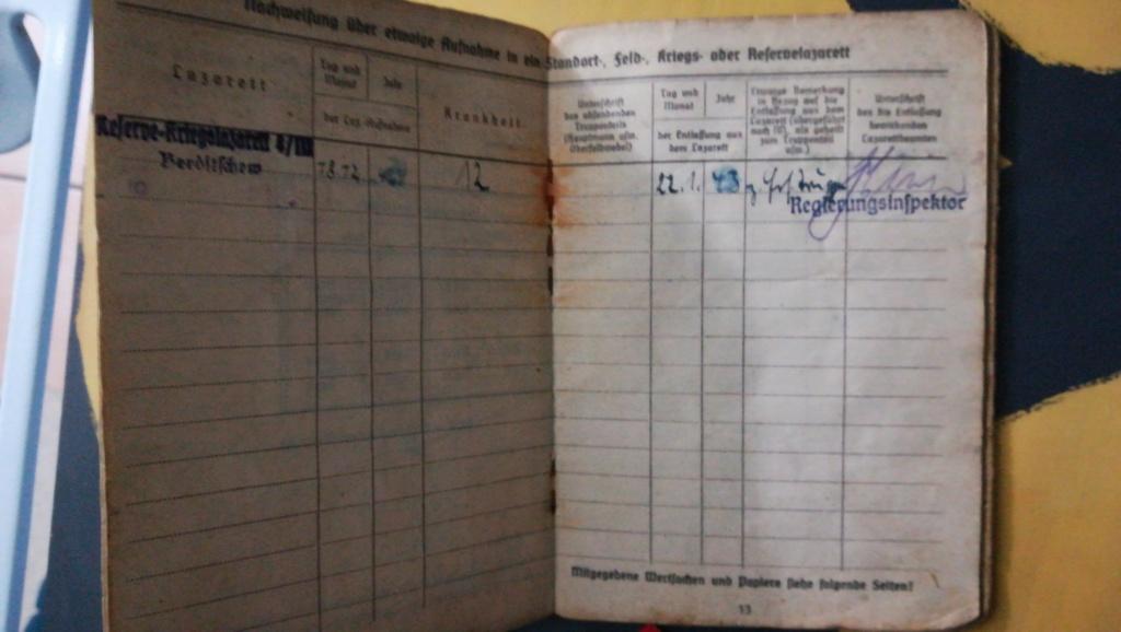 Soldbücher Ardennes et St-Nazaire + du CJF Img_2521