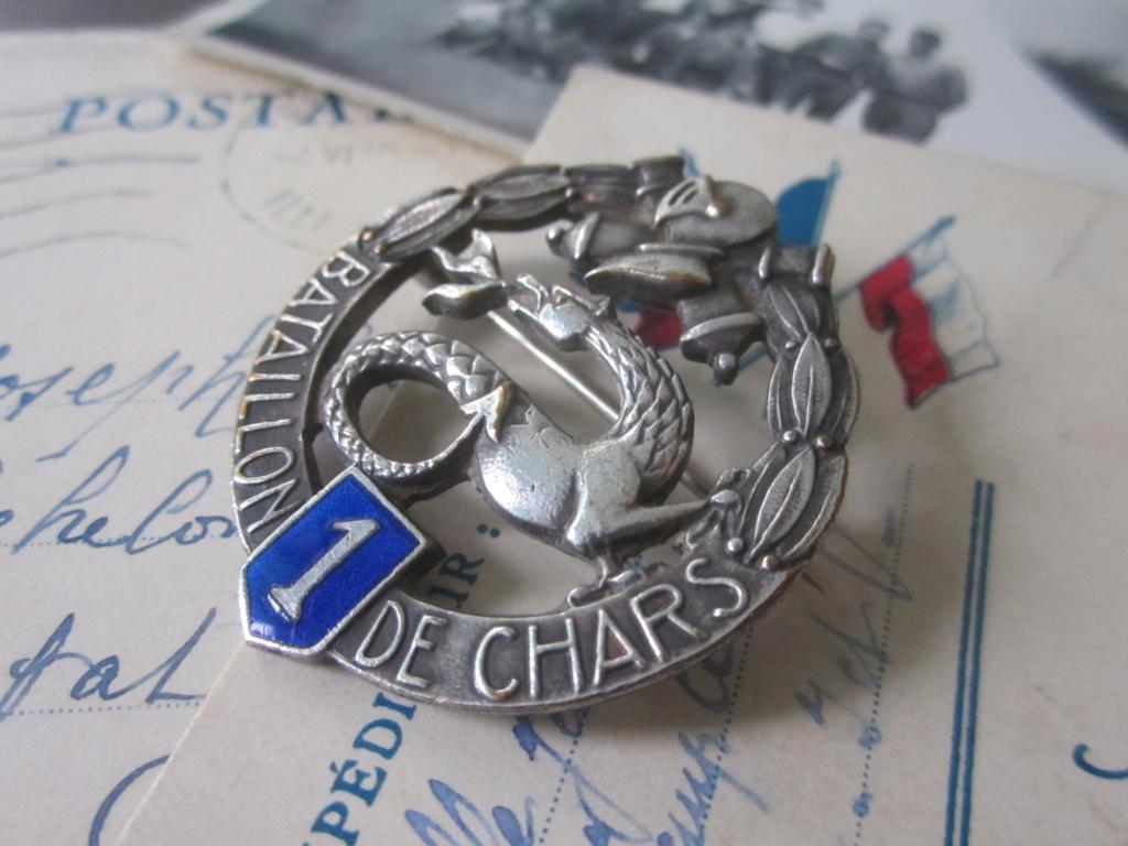 CHARS DE COMBAT : insigne du 1er BCC Img_6417