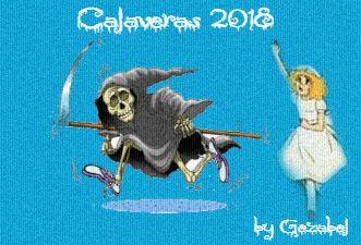 CALAVERAS ... CANDY... 110