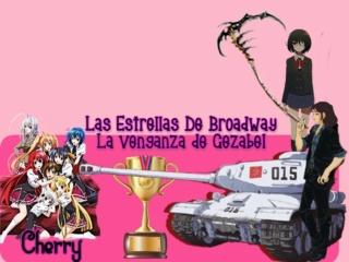 LAS ESTRELLAS DE BROADWAY PRESENTAN...SABOTAJE EN LA CARRERA POLY GRANDCHESTER- CAPITULO FINAL... Fryu10
