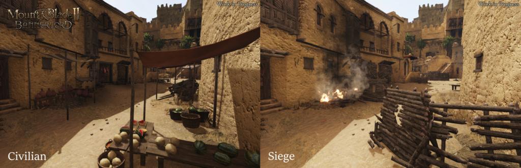 Diario semanal de desarrollo de Bannerlord 83: Asedio: Batalla en el torreón Blog_p11
