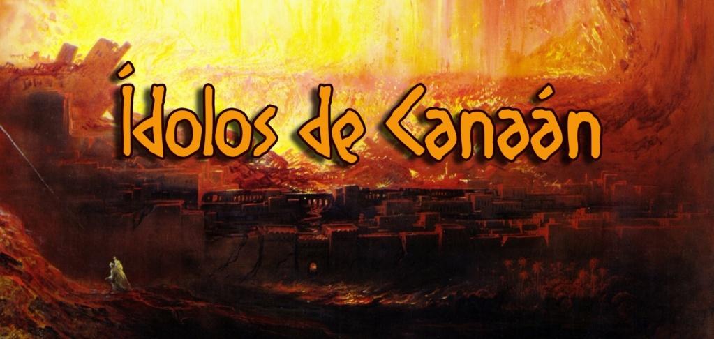 [SP][ES] Ídolos de Canaán Logo10