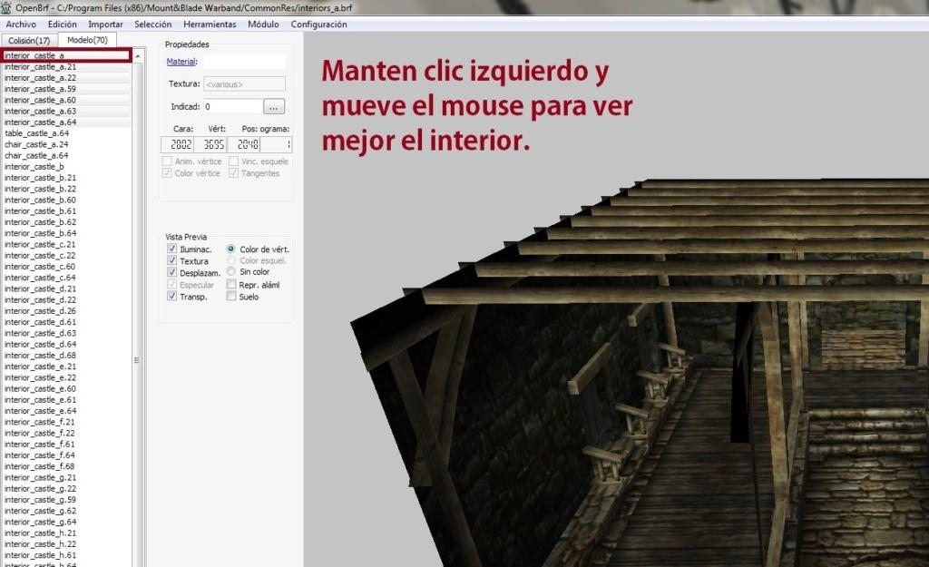 Como se usa el pssage en el Editor Sin_tz11