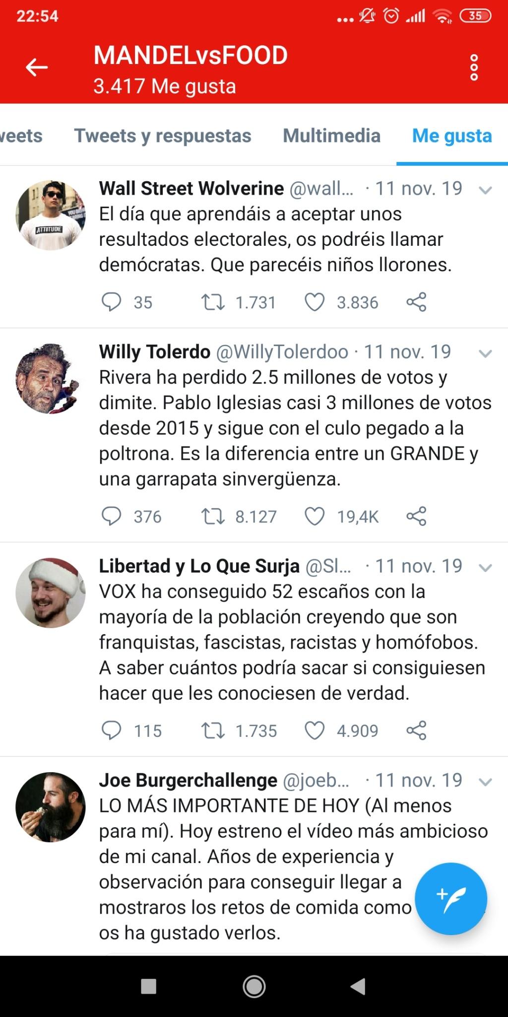 Joe burgerchallengue, Sezar Blue, Mandel vs food....Crónicas carnívoras in Spain - Página 2 Screen10