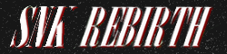 Nouvelle fiche de publicité : SNK REBIRTH 200x6010