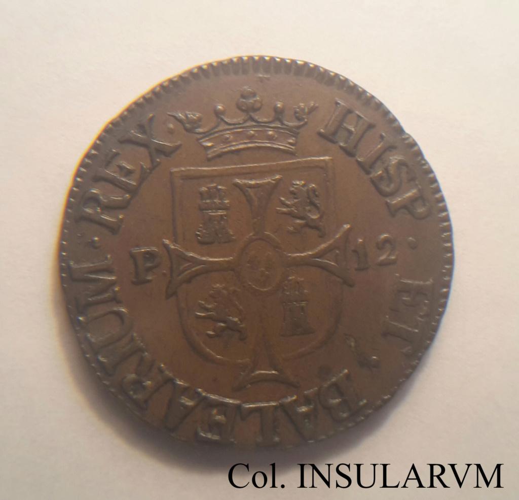 12 Dineros 1811. Fernando VII. Mallorca. ¿Falsificación francesa? 12_din11