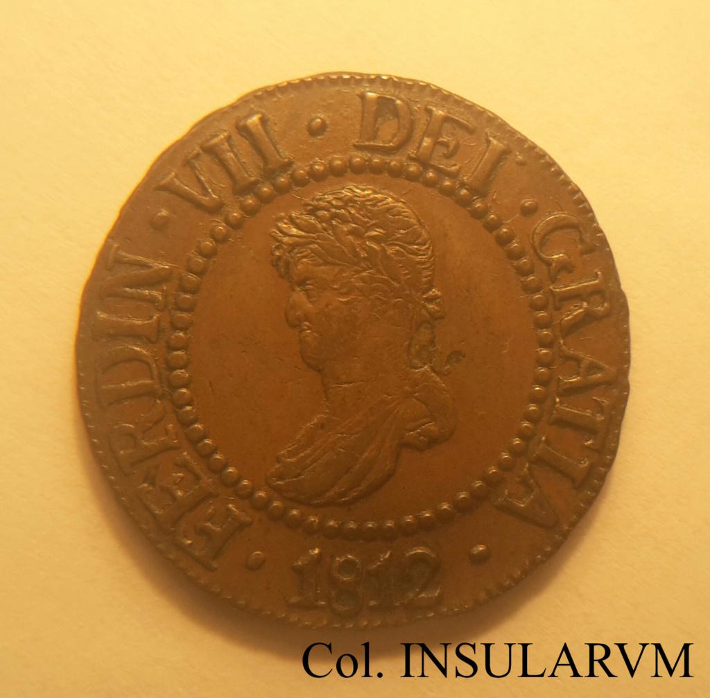 12 Dineros 1811. Fernando VII. Mallorca. ¿Falsificación francesa? 12_din12