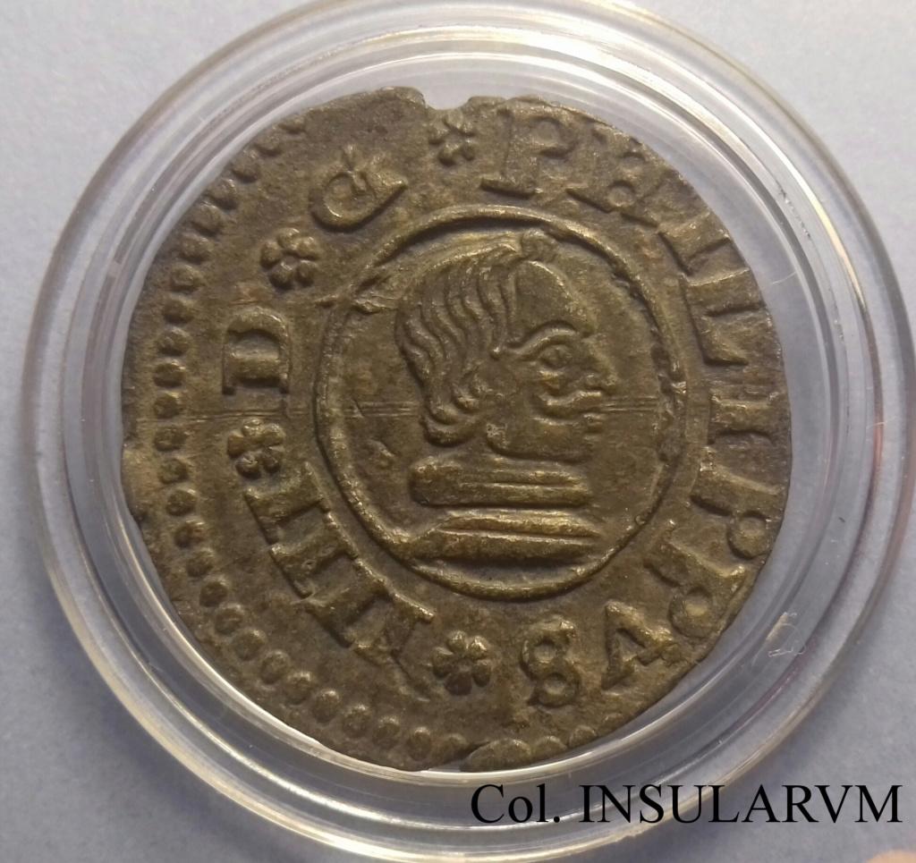 Felipe IV, 16 Maravedís 1662 R. (Sevilla) MBC+ 16_mar10