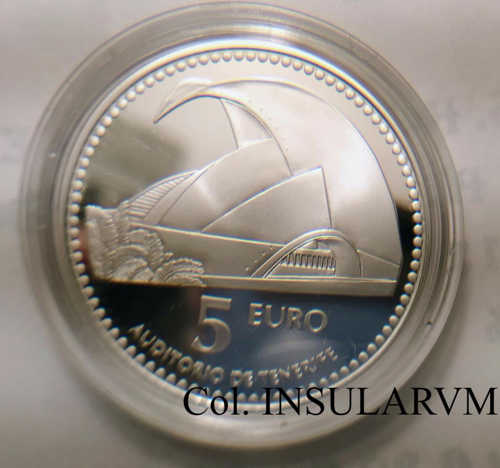 "España, 5 Euros. 2011. Serie ""Capitales de Provincia"". Santa Cruz de Tenerife. ""Proof"" 5_euro12"