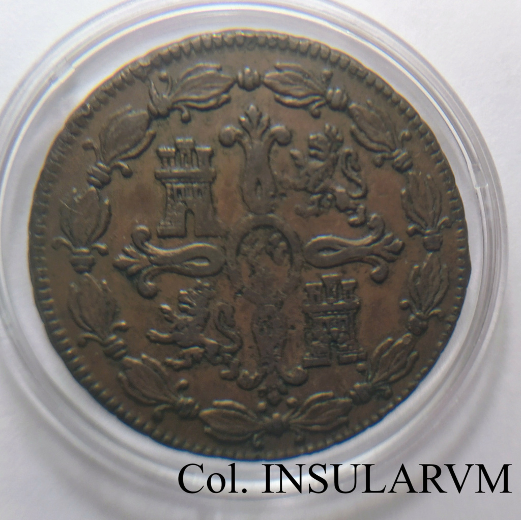 Carlos IV, 8 Maravedís. 1773. Segovia, MBC 8_mara26