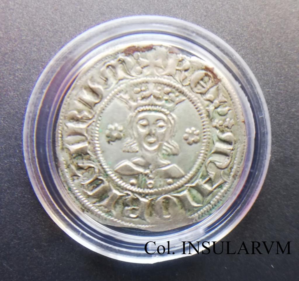 Dobler, Jaume III (1324-1343). Mallorca. MBC+. Dedicado a María Antonia Dobler13