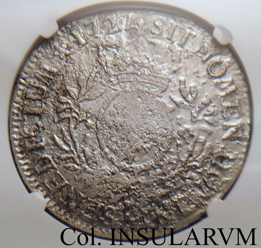 """1 Escudo. 1727L. Luis XV. """"La Dromadaire Wreck (1762)"""" Ecu_1711"""