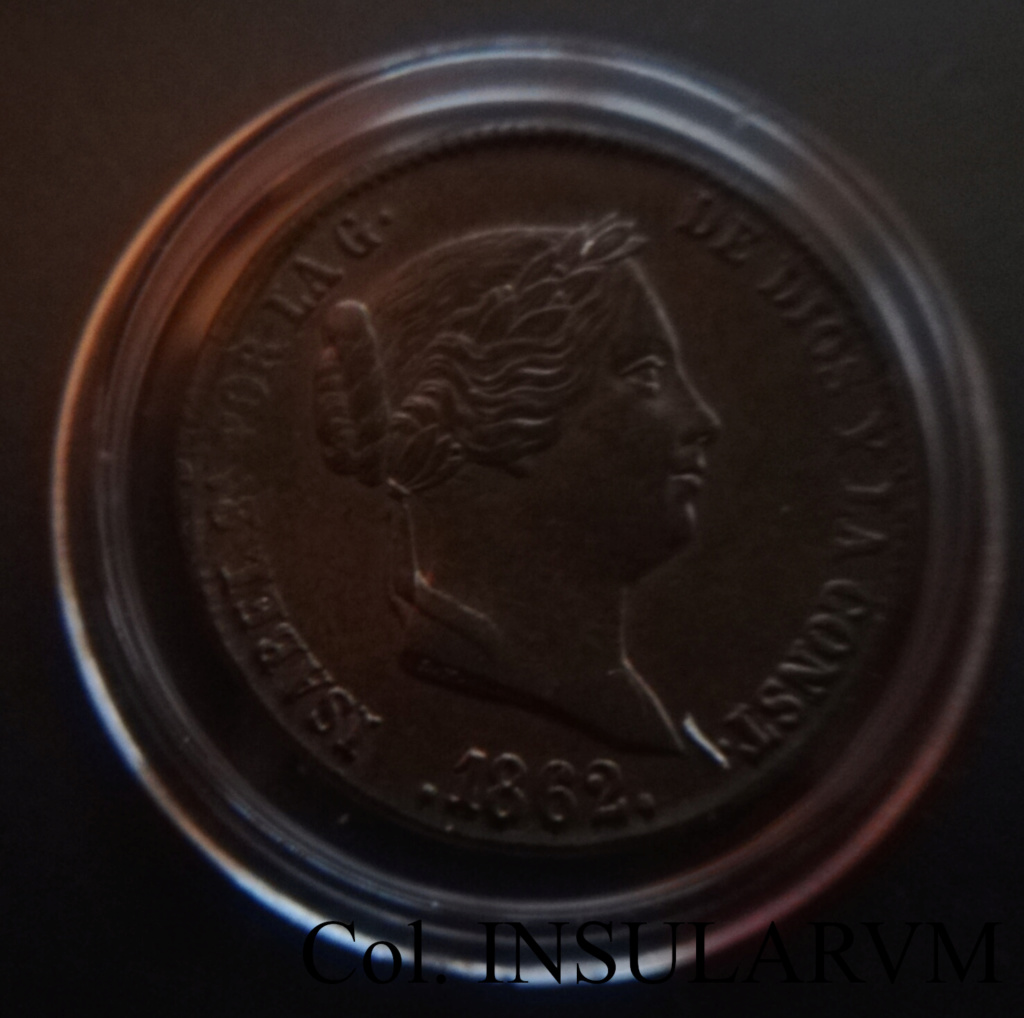 25 Céntimos de Real. 1862. Isabel II. Segovia. EBC+/AU+ Img_2010