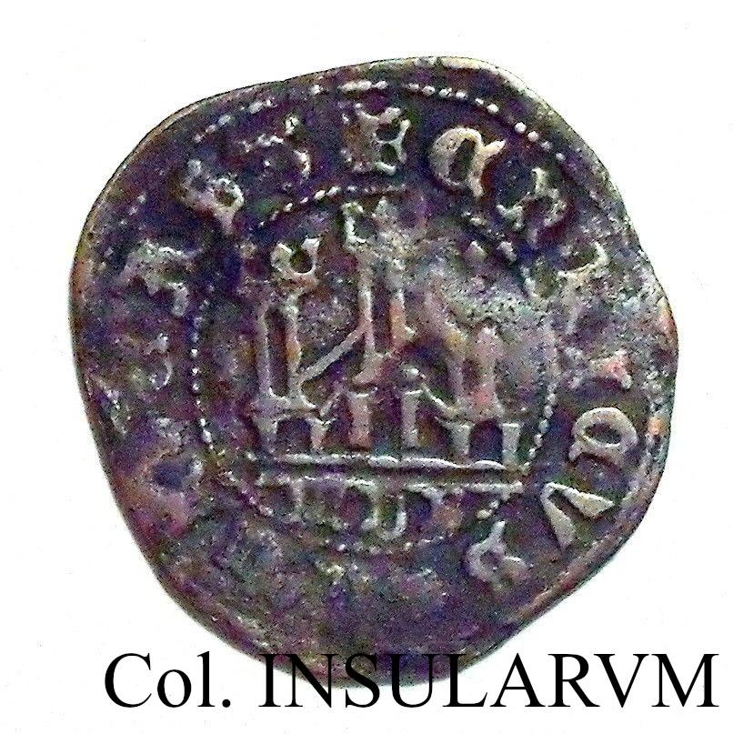 Enrique IV, Maravedí. Medina del Río Seco (MDR). BC+/BC Marave10