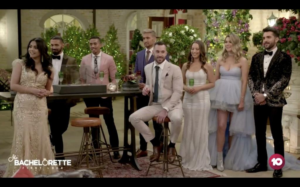 Bachelorette Australia - Season 7 - Brooke Blurton - Darvid Garayeli - Abseiling Date - *Sleuthing Spoilers* Bkkx0310