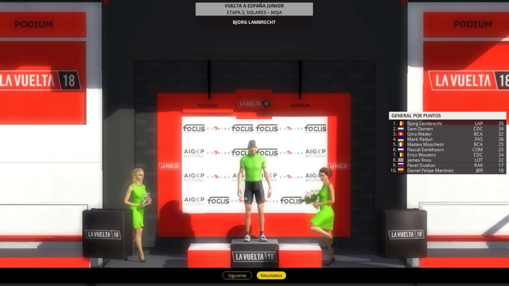 Vuelta a España Junior | 2.U25 | (03/04-10/04) 20190445