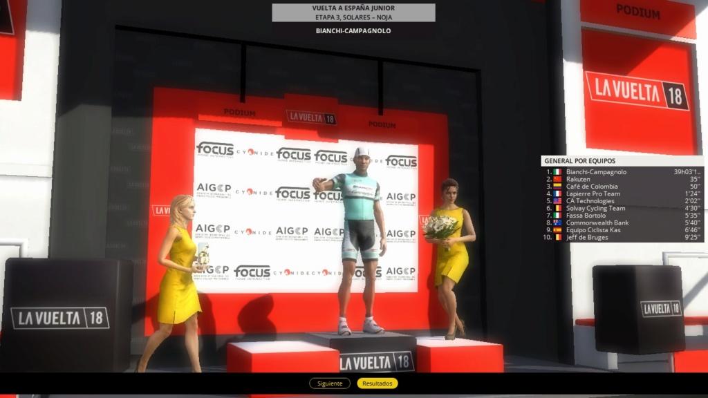 Vuelta a España Junior | 2.U25 | (03/04-10/04) 20190447